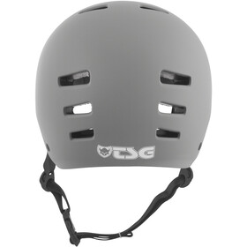 TSG Evolution Solid Color Helmet satin coal